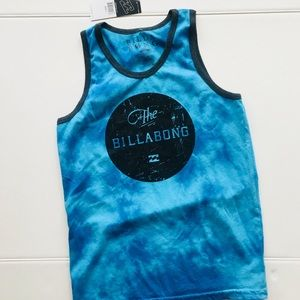 New! Boys Billabong Tank